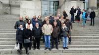 Bfw-Jahrgangsbesten zu Besuch in Berlin