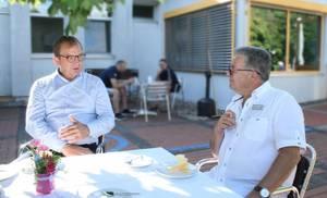 Gemeinsam für den Salzlandkreis - unsere Kooperation mit der Kreisvolkshochschule!