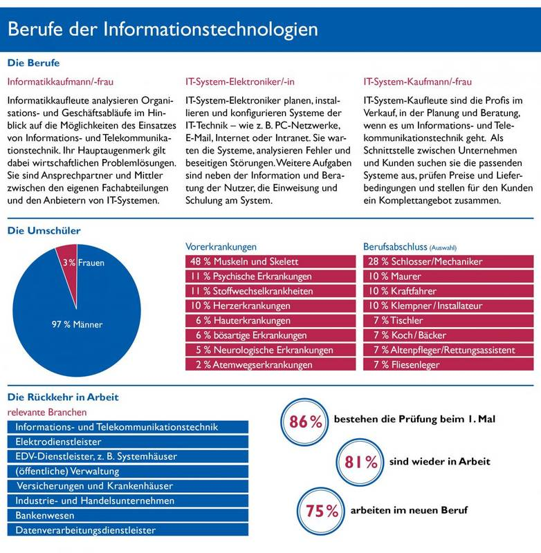 Factsheet IT-Berufe