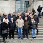 Jahrgangsbesten des Bfw mit einem Besuch in Berlin belohnt